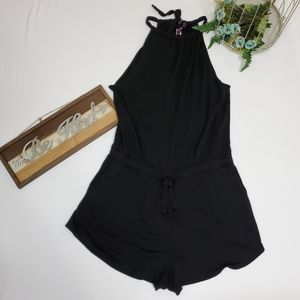Betsey Johnson French Terry Romper